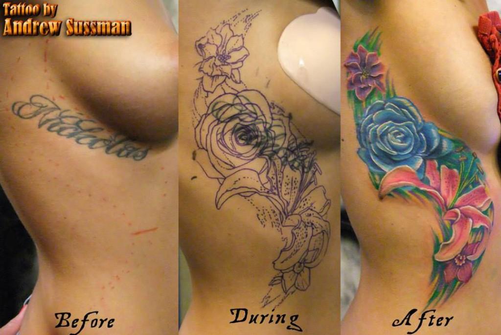 Phoenix Foot Tattoo Designs